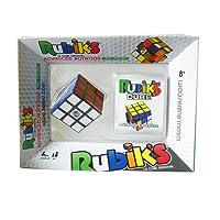 Rubik's - 0731 - Jeu D'action Et De Réflexe - Rubik's Cube 3x3 - Rotation Avancée Avec Méthode