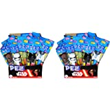 Star Wars PEZ Candy Dispensers Party Favors: Pack of 24