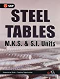 Steel Table (M.K.S. & S.I Units)