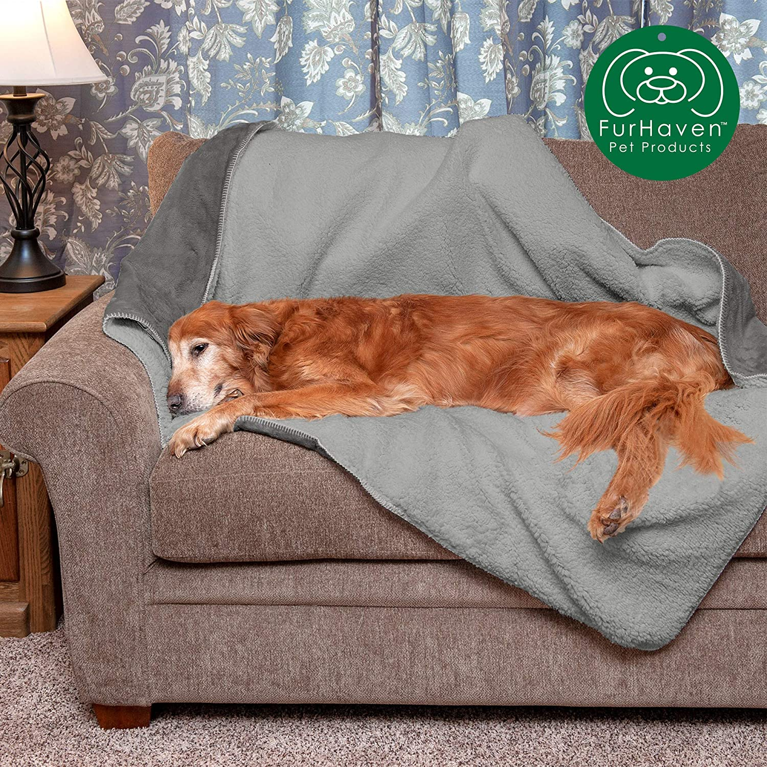 Furhaven Thermal Throw Blanket