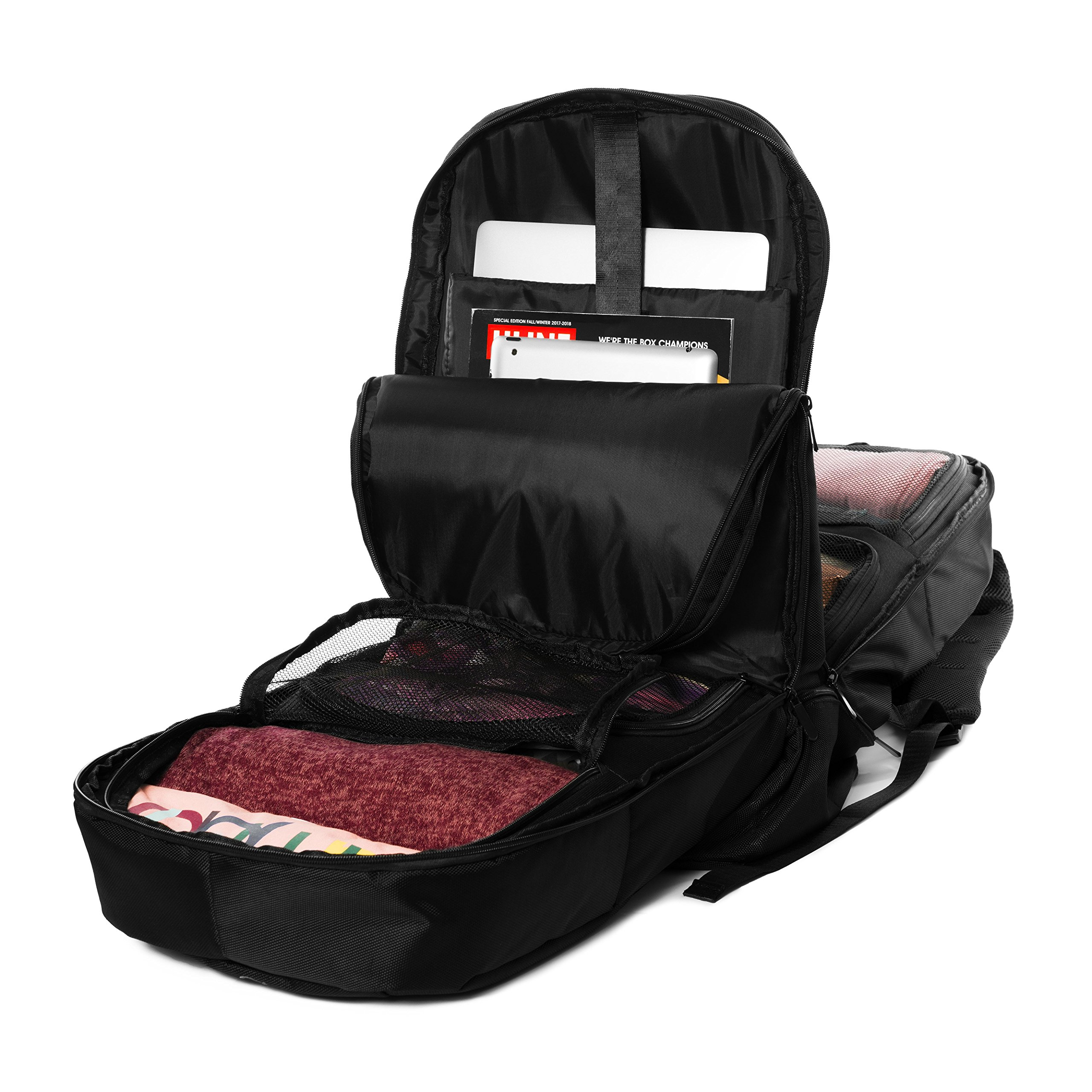 Sole Premise Shoe Bag: Carry-On Luggage To Hold Sneakers, Shoes, Heels, Boots and More. Weekender for Gym, Travel, Sports