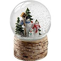 WeRChristmas–Bola de Nieve Decorativa, diseño de Familia
