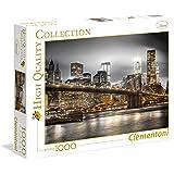 Clementoni 39366 - Puzzle 1000 HQC New York Skyline