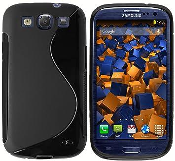 Mumbi - Carcasa para Samsung Galaxy S3 (Silicona y ...