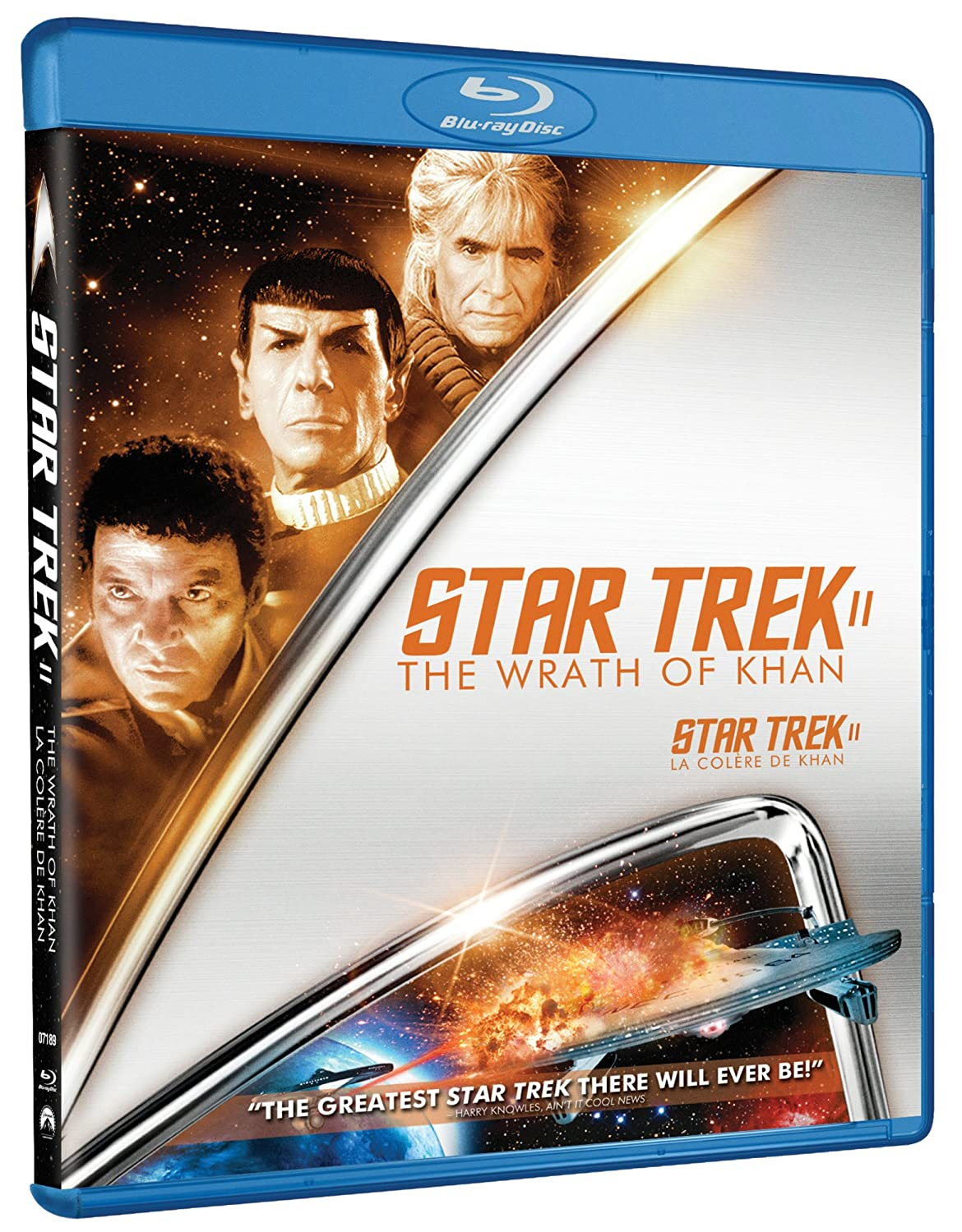 Gold Border 1st Series Star Trek Classic Episode Plate-PIECE of the ACTION