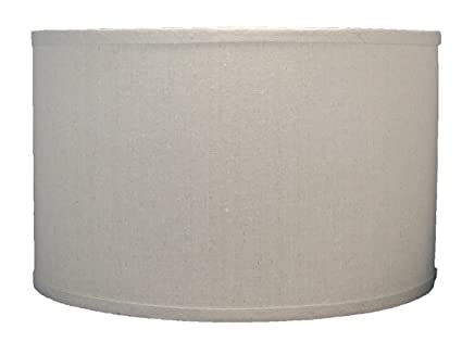 Urbanest linen drum lamp shade 16 inch by 16 inch by 10 inch urbanest linen drum lamp shade 16 inch by 16 inch by 10 aloadofball Image collections