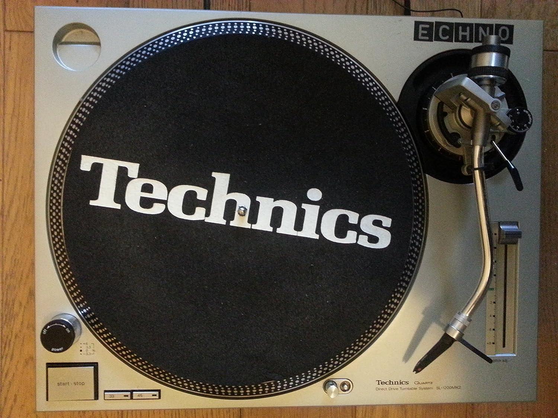 Technics SL1200 MKII tocadiscos: Amazon.es: Electrónica