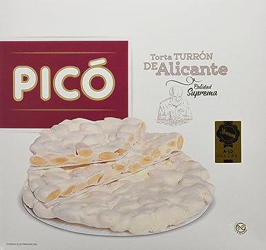 Picó Torta Turrón de Alicante Calidad Suprema - 200 gr