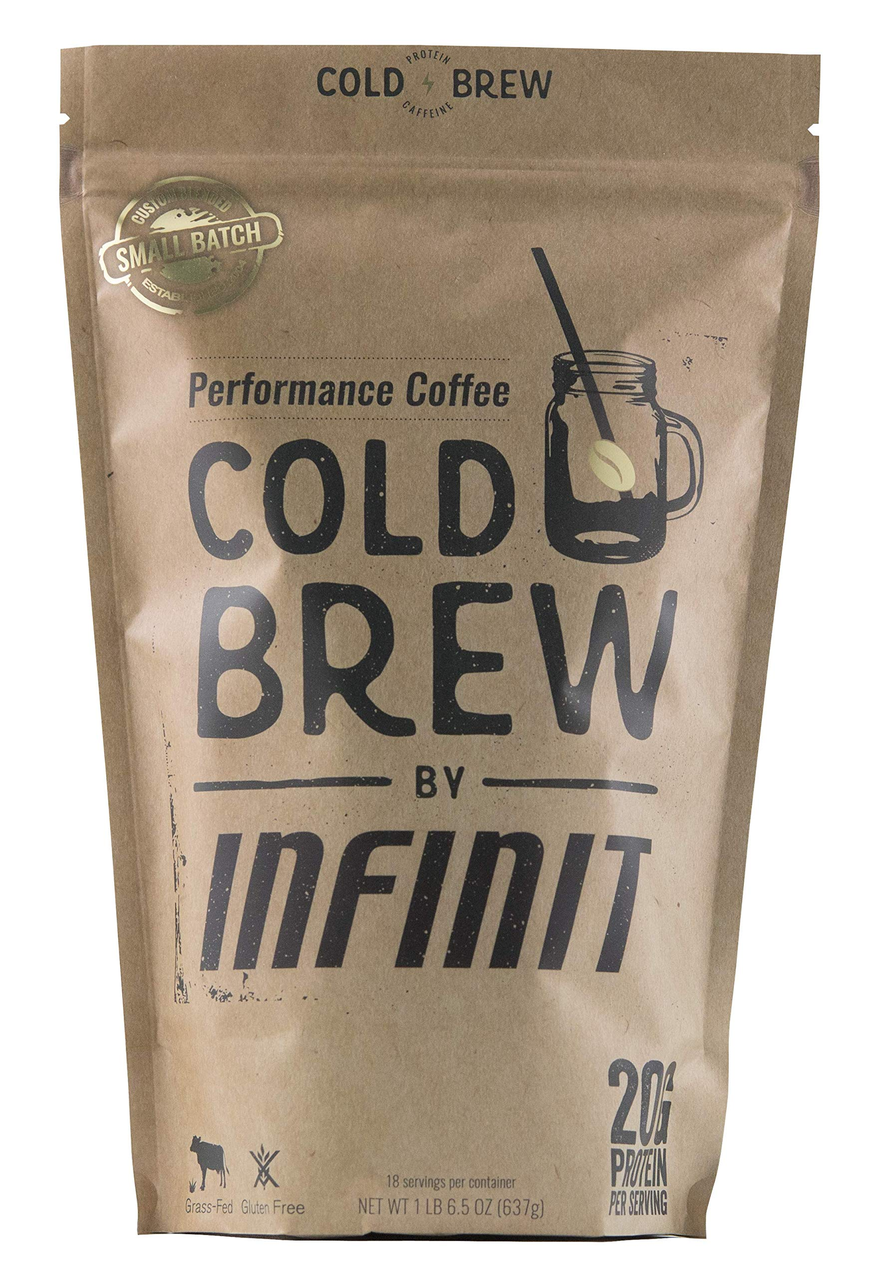 Infinit Nutrition Cold Brew - Coffee by Infinit Nutrition