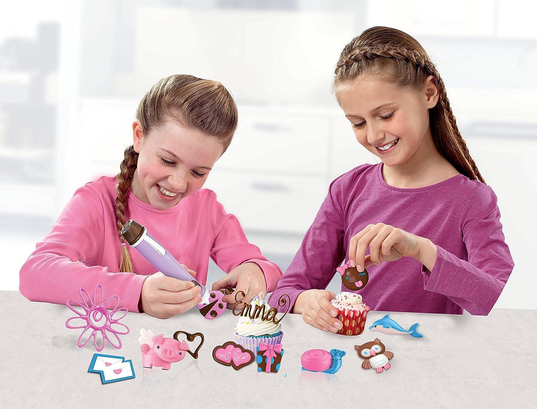 Stylo pour Chocolat D/éco Chocolat 40625.4300 Chocolate Pen Real Baking
