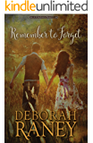 Remember to Forget (Clayburn Novels Book 1) (English Edition)