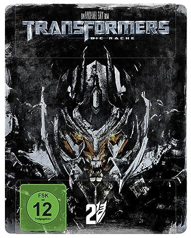 Transformers - Die Rache - Blu-ray - Steelbook [Limited Edition]