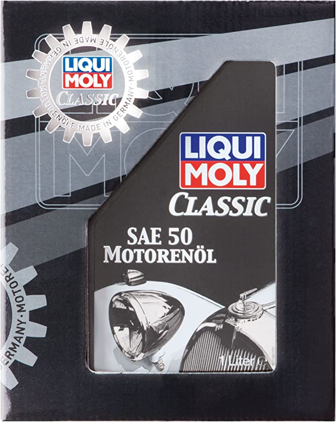 Liqui Moly 1130 Classic Motorenöl Sae 50 1 L Auto