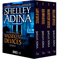 Magnificent Devices: Books 1-4 Quartet: Four steampunk adventure novels in one set (Magnificent Devices Boxset)