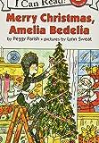 Merry Christmas, Amelia Bedelia (I Can Read Level 2)
