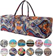 #DoYourYoga Yoga Mat Bag »Ghanpati« from made of 100% fine canvas (sailcloth)- carry kit (multifunctional storage like towel, wallet .) pilates fitness & aerobics mats up to a size of 186x62x1.5cm