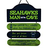 FOCO Seattle Seahawks NFL Mancave Team Logo Man