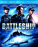 Battleship (Blu-ray + Digital Copy + UV Copy):The Battle for Earth Begins at Sea.