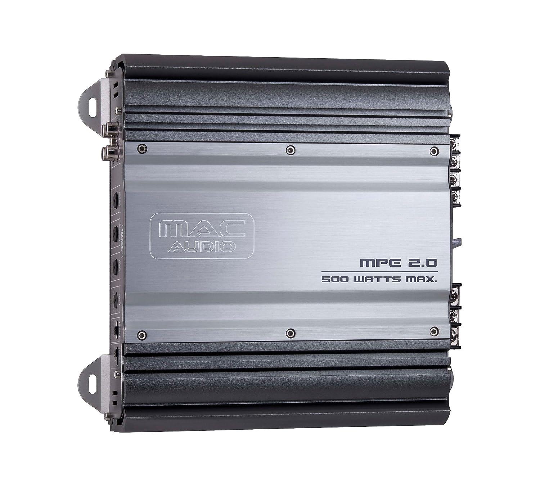Mac Audio MPExclusive 4.0 500 W Amplificador de 4 Canales