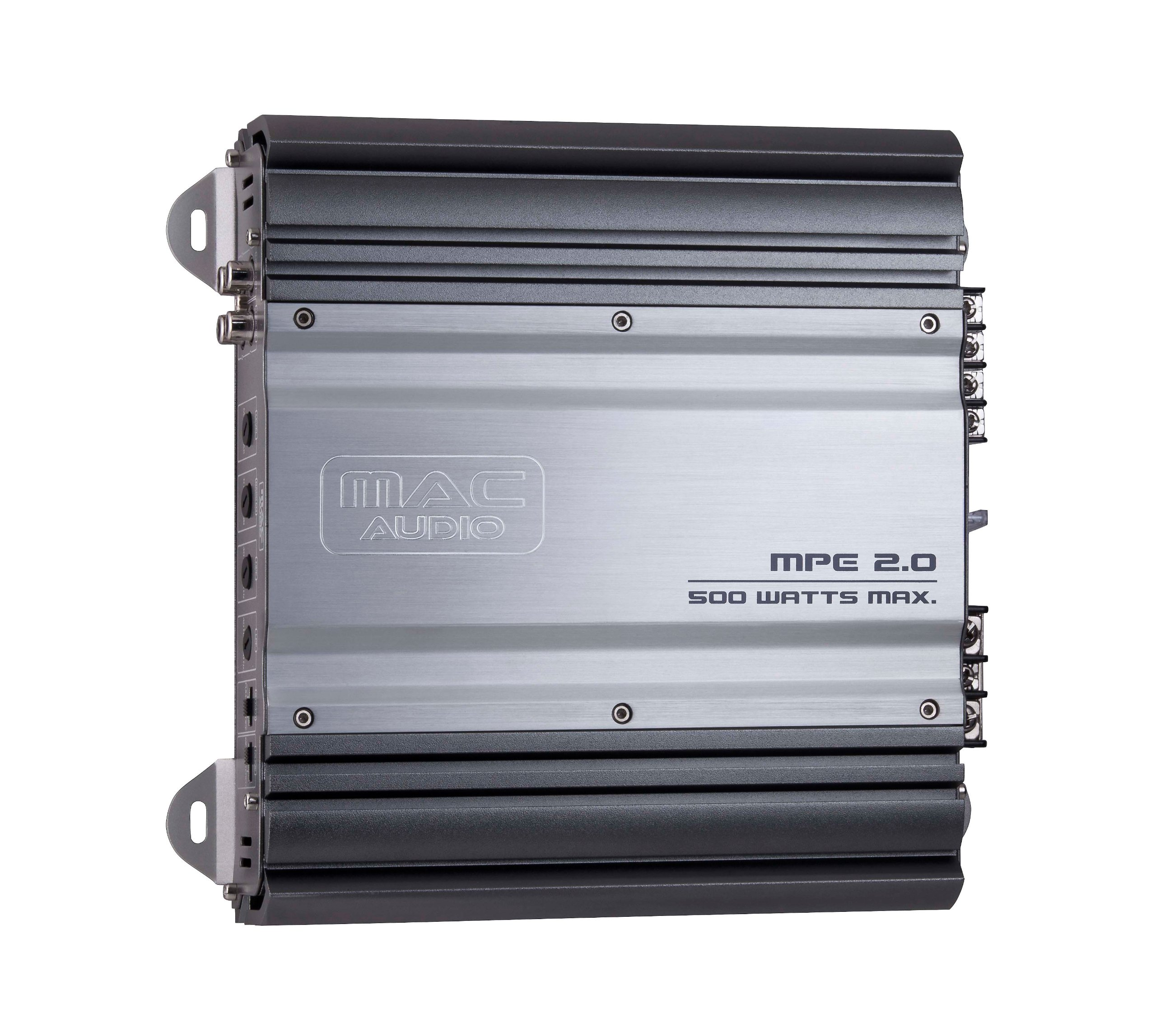 Mac Audio MPExclusive 20 - car audio amplifiers (Stainless steel)