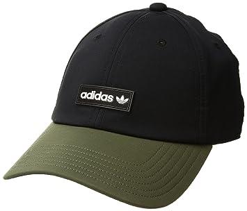 b2bbb3648cb adidas Men s Originals Decon II Curved Brim Relaxed Cap