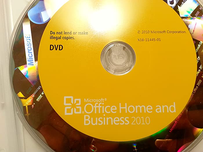Top 5 Microsoft Office For Home And Student Disk