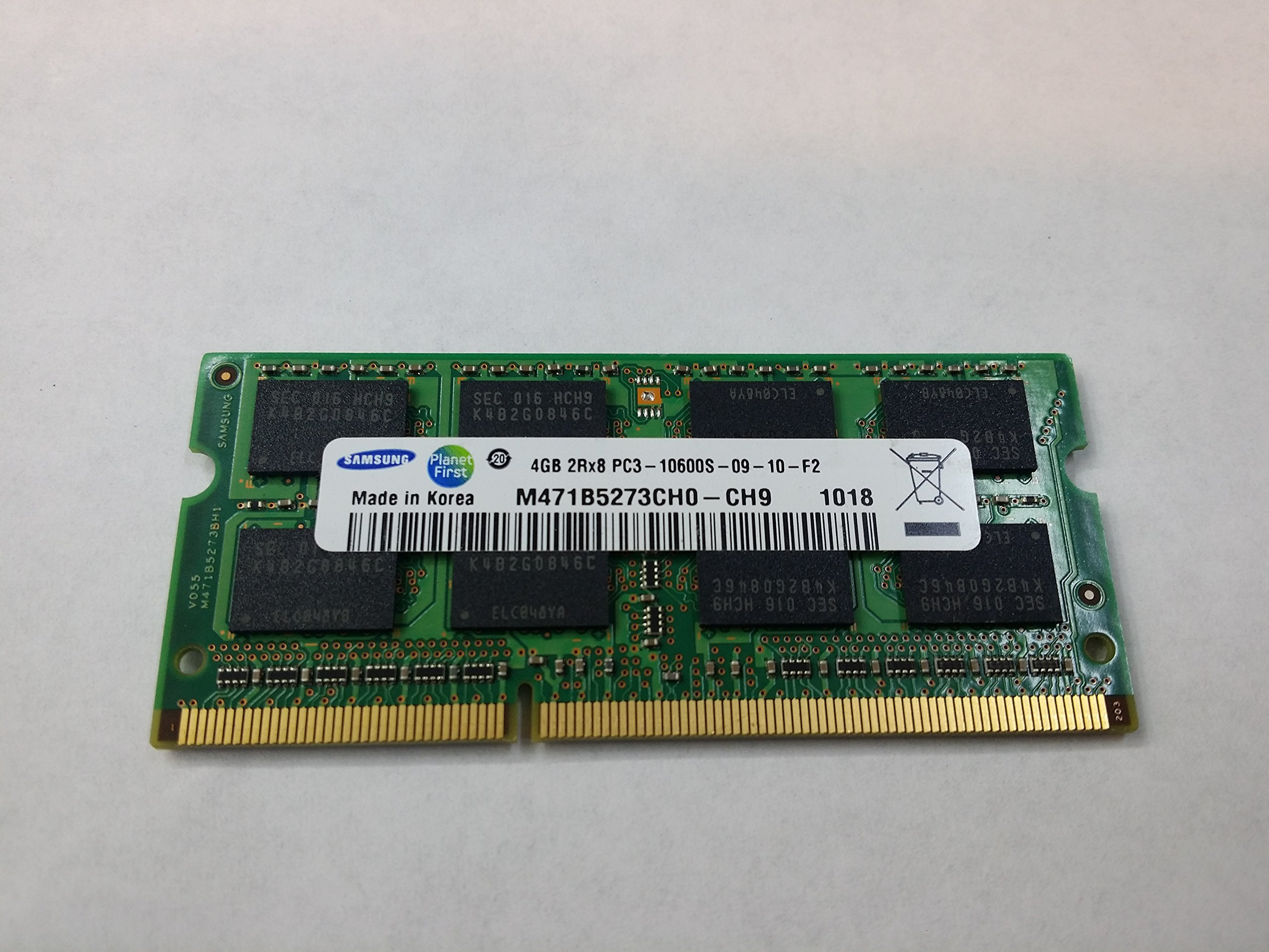 M471B5273CH0-CH9 Samsung 4gb Ddr3 1333mhz Pc3-10600 204-Pin Non-Ecc by Samsung