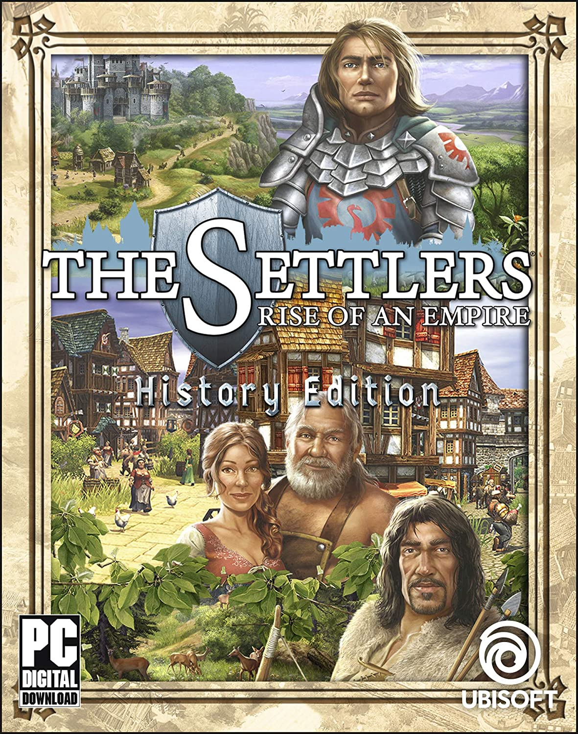Amazon com: The Settlers: Rise of an Empire History Edition