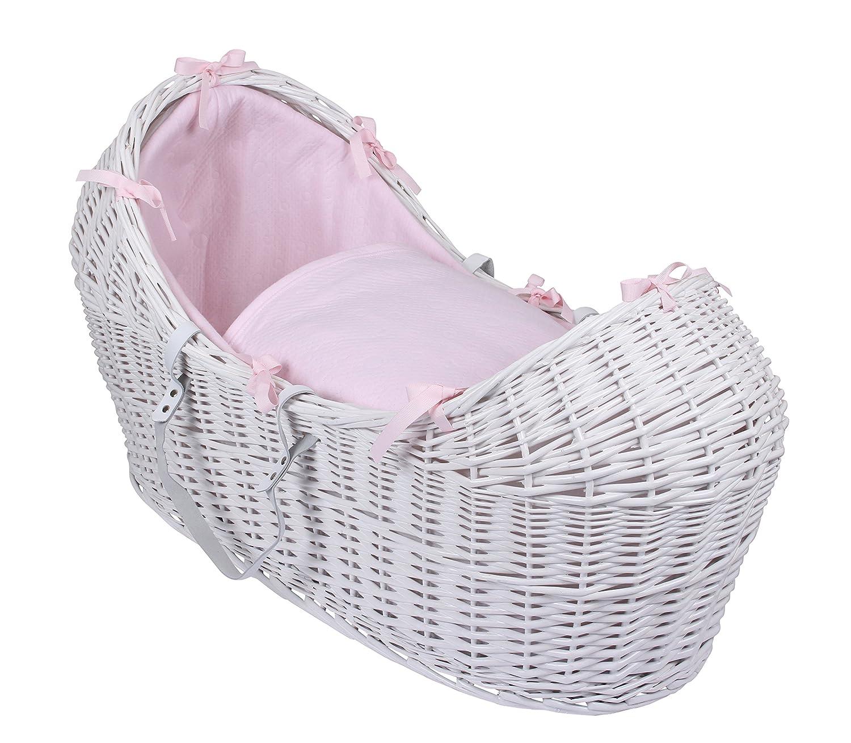 Clair de Lune Cotton Candy Noah Pod (White/Pink) CL5539WP