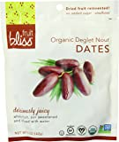 Fruit Bliss Organic Deglet Nour Dates, 5 Ounce
