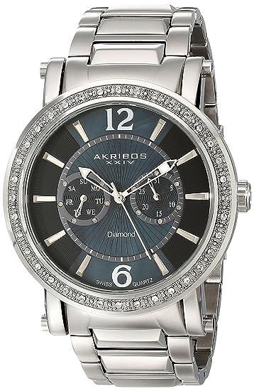 Akribos XXIV AKR465SS - Reloj