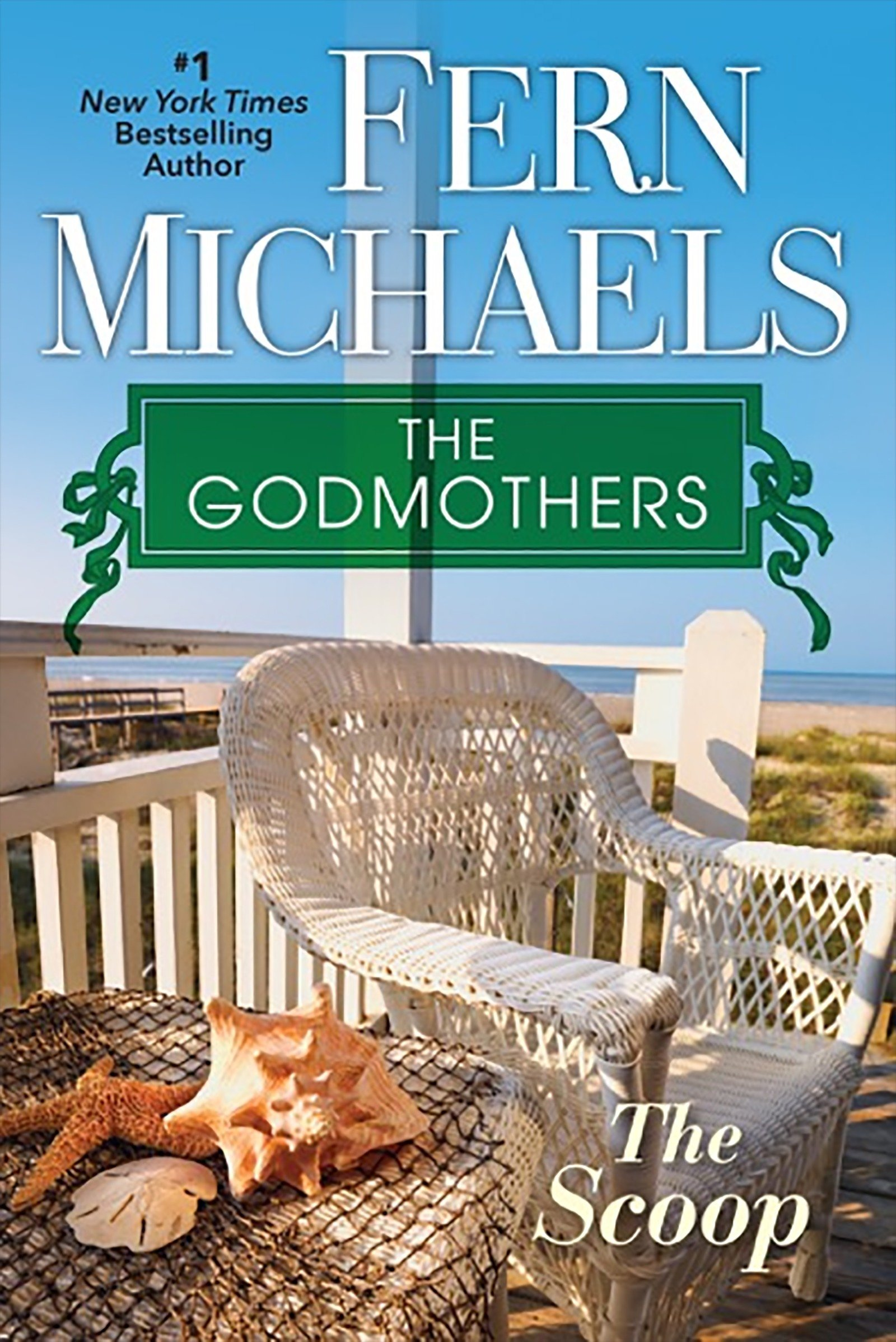 The Scoop (The Godmothers) ebook