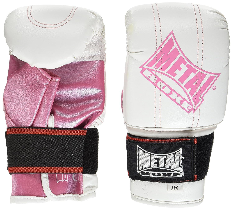 Metal Boxe - Guantes para saco de boxeo, color rosa, talla ú nica talla única MEU1T MB201F