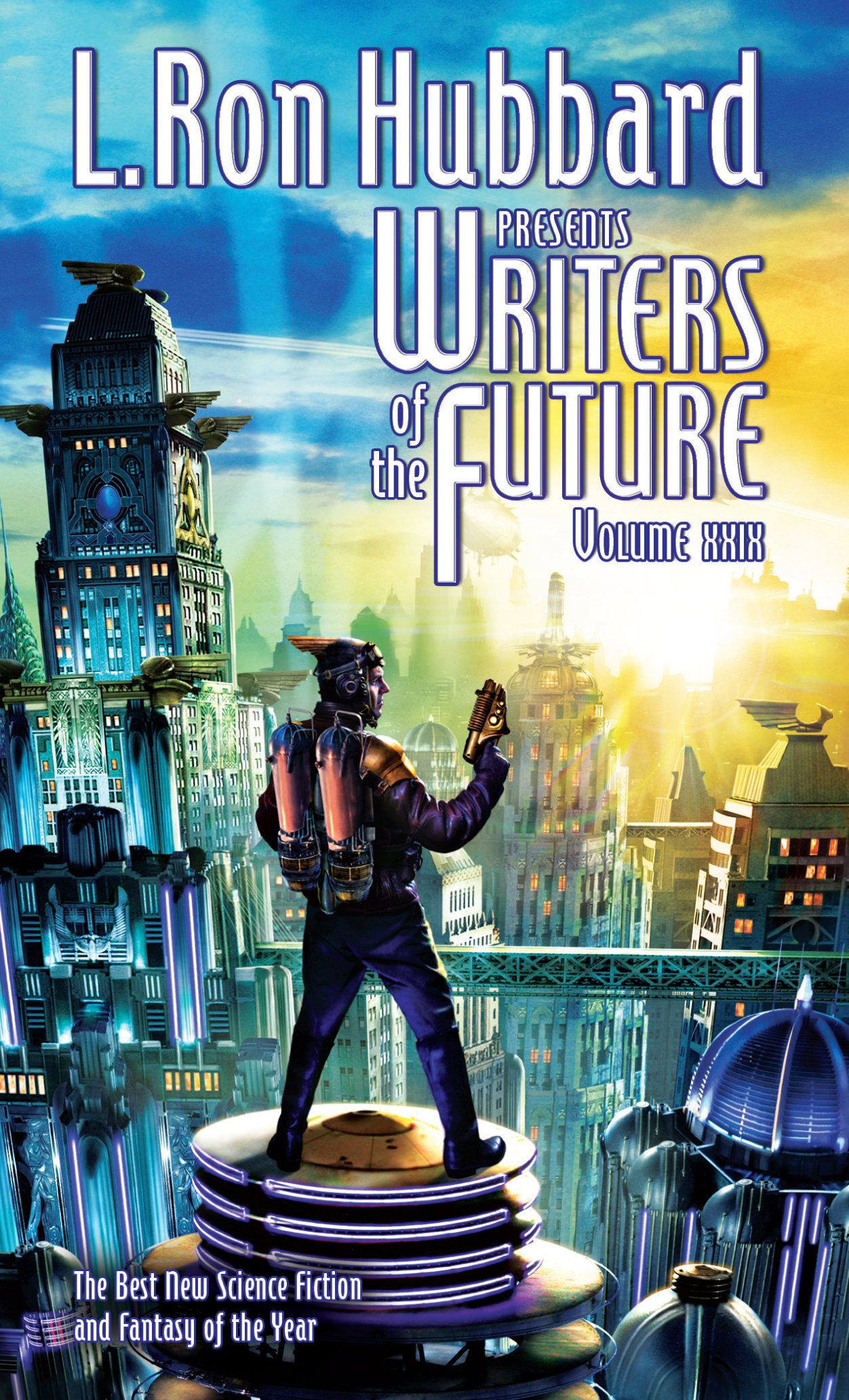 Writers of the Future Volume 29 (L. Ron Hubbard Presents Writers of the Future) pdf