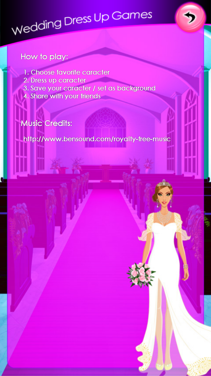 Amazon Wedding Dress Up Games Appstore For Android
