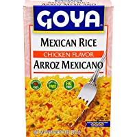 Goya Foods Mexican Rice Mix, 8 Ounce