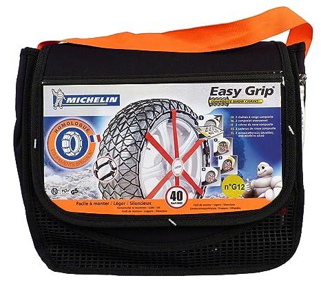 Michelin 7906 Easy Grip - Cadenas de Nieve (G12)