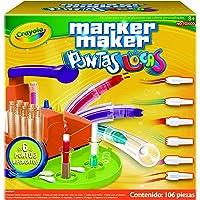 Marker maker de Crayola puntas locas