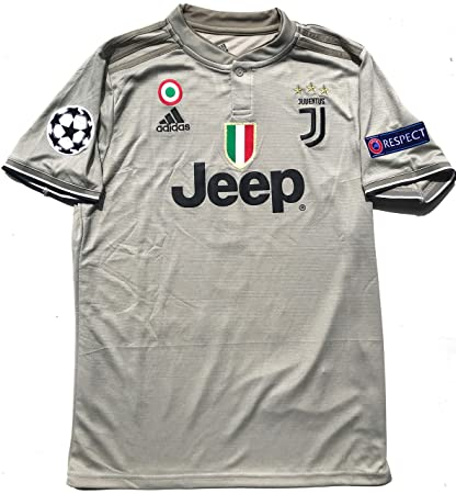 huge discount 74696 8bab0 Le Roux Juventus FC 2019 Home Soccer Jersey Men Ronaldo No. #7 on The Back  All Patches - Logos as Original