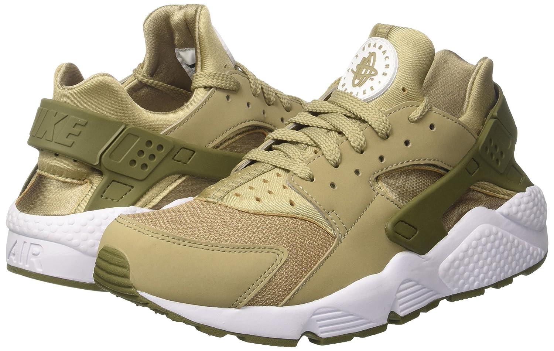 0a374c9996e90 Nike 318429-200 Men AIR Huarache Khaki Medium Olive White  Buy Online at  Low Prices in India - Amazon.in
