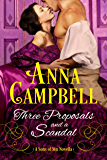 Three Proposals and a Scandal: A Sons of Sin Novella