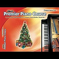 Premier Piano Course: Christmas Book 1A book cover