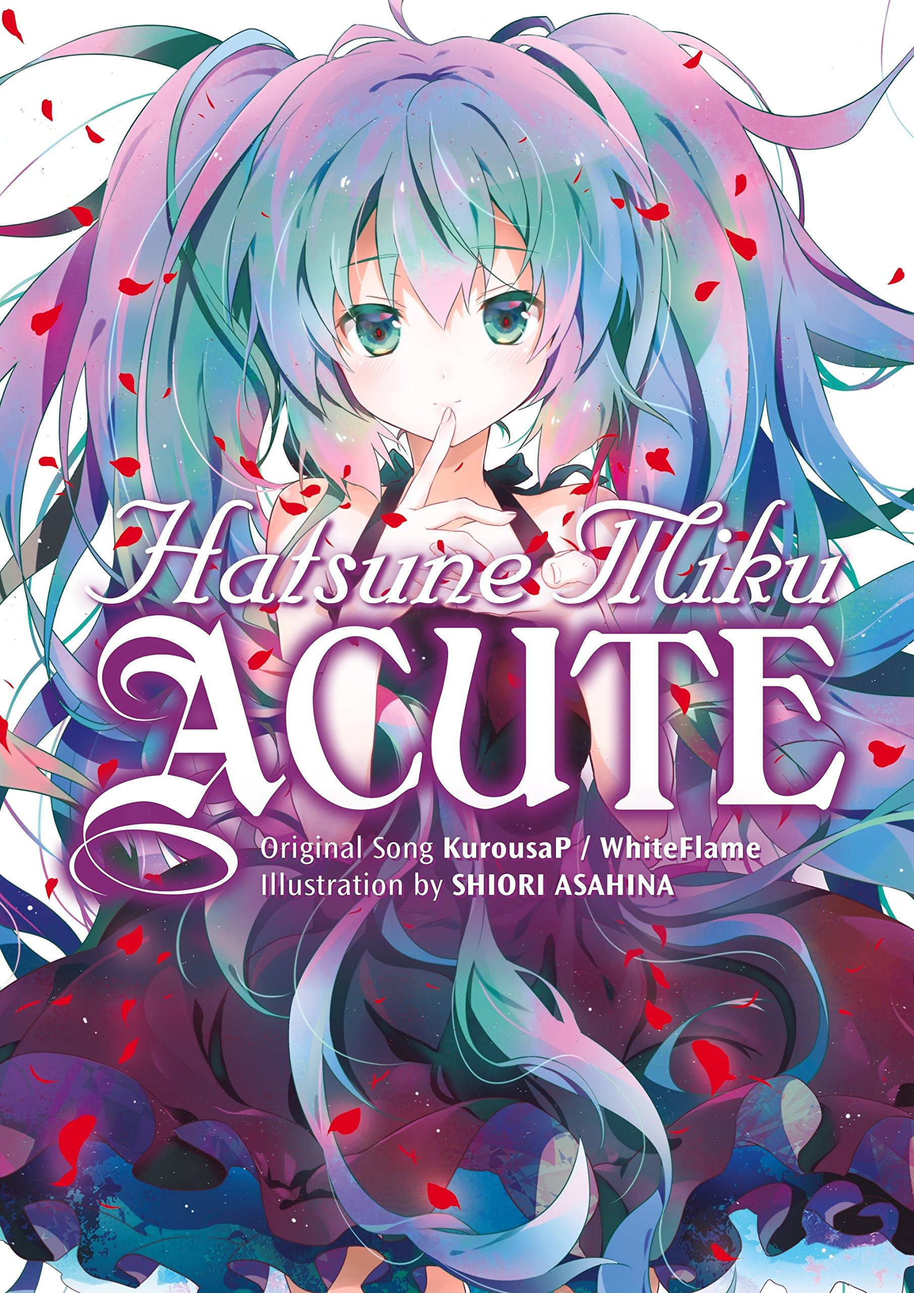 JAPAN Kei manga Hatsune Miku Omnibus comic Project Diva