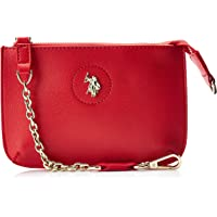 U.S. POLO ASSN. Womens Pouch, Red - BEUJE0670WVP400