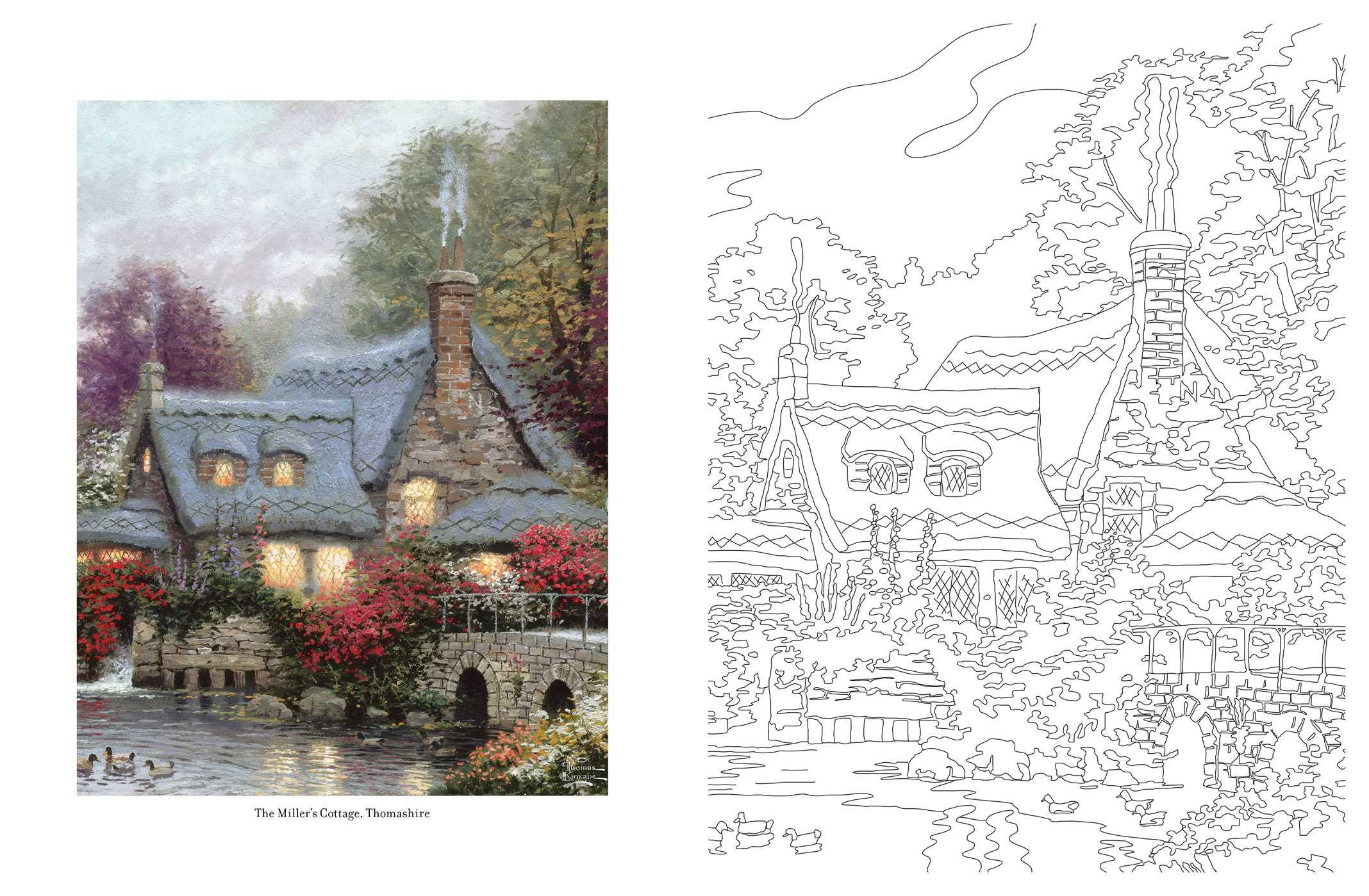 The coloring book project 2nd edition - Amazon Com Posh Adult Coloring Book Thomas Kinkade Peaceful Moments Posh Coloring Books 9781449486396 Thomas Kinkade Books
