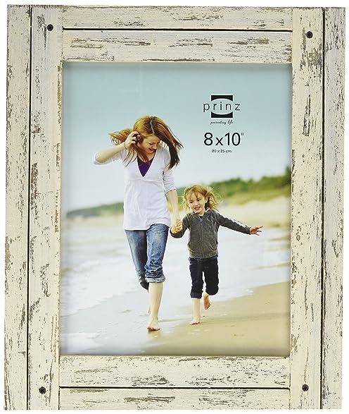 Amazon.com - Prinz Homestead Distressed Wood Frame, 8 by 10-Inch ...
