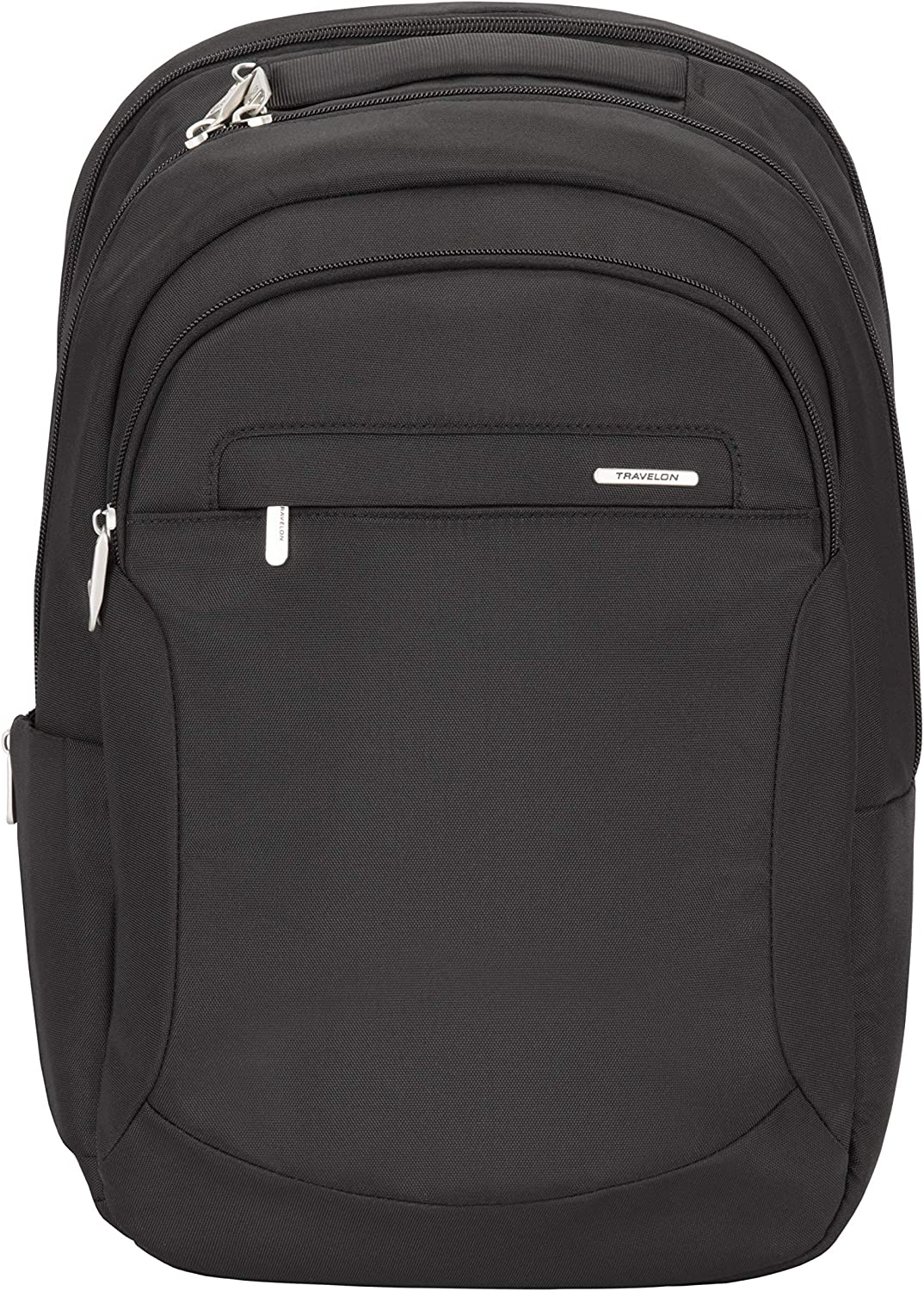 Travelon Anti-Theft Classic Large Backpack, Black, One Size