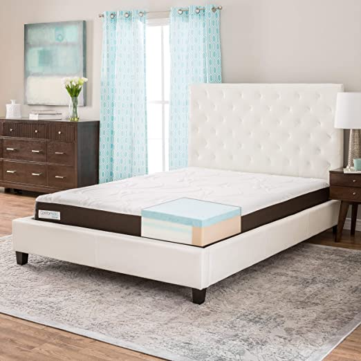 Amazon Com Simmons Beautyrest Comforpedic From Beautyrest 8 Inch