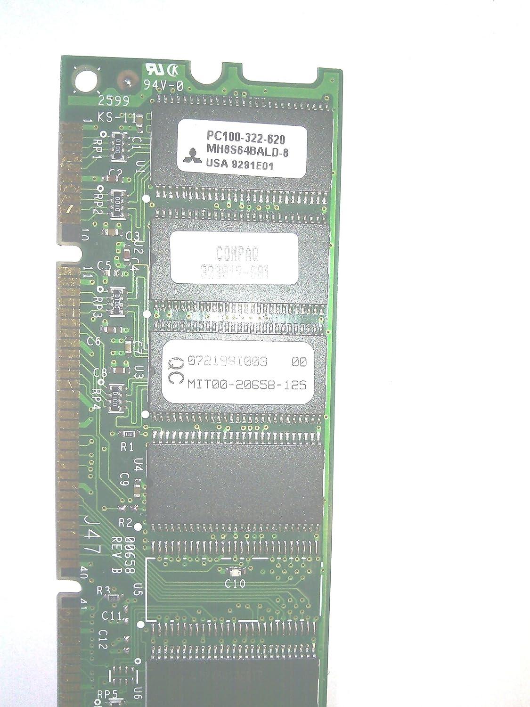 Mitsubishi Mh8s64bald 8 64 Mb Pc100 Sdram Memory At Mito 322