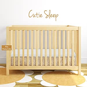 Best Portable Crib Mattress 2018 Reviews Of 6 Great